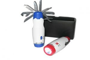 KL34 Flask Light with Multifunction Tools
