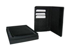 LH2001L Leather Passport Holder