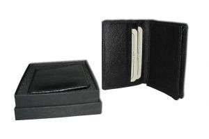 LH021L Leather Name Card Holder