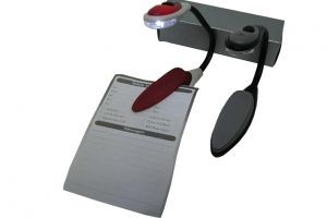YT0002 Led Book Light with Clip