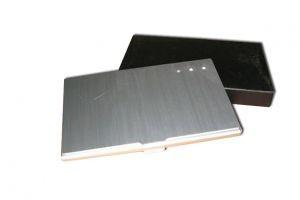 K83964 Aluminium Name Card Case