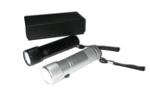 KL31 8 Led Light w/Laser Pointer