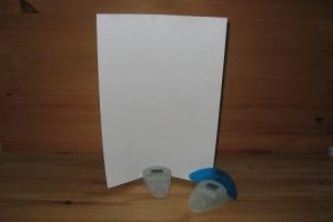 P882-4 Timer Clock with Paper Holder & Alarm