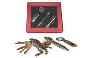 SK82 Multi Function Ball Pen & KeyChain