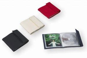 ST931 Canvas CD Case