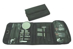 YES96 Manicure Set in Toiletry Bag